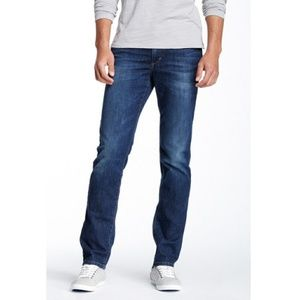 Joe's The Brixton Straight Jeans in Gus Size 31